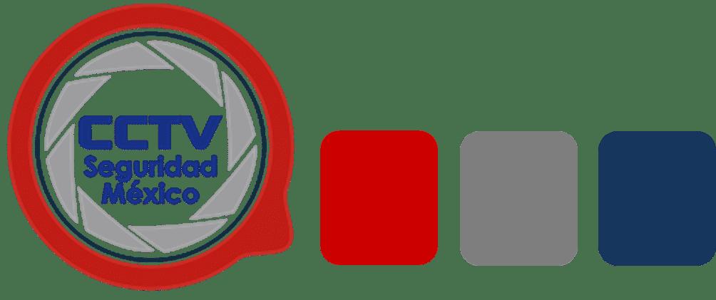 LOGO CCTV SEGURIDAD MÉXICO