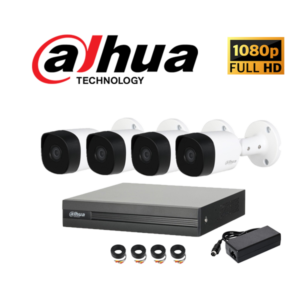 KIT CCTV DAHUA 1080P