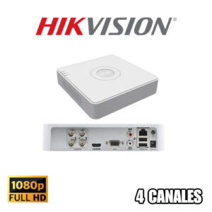 DVR HIKVISION-4CH-DS-7104HGHI-F1(S)