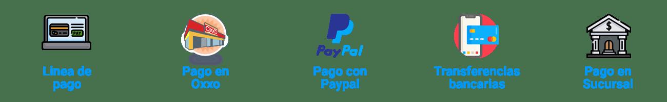 formas de pago cctv