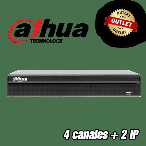 DVR DAHUA DH-XVR5104H-I