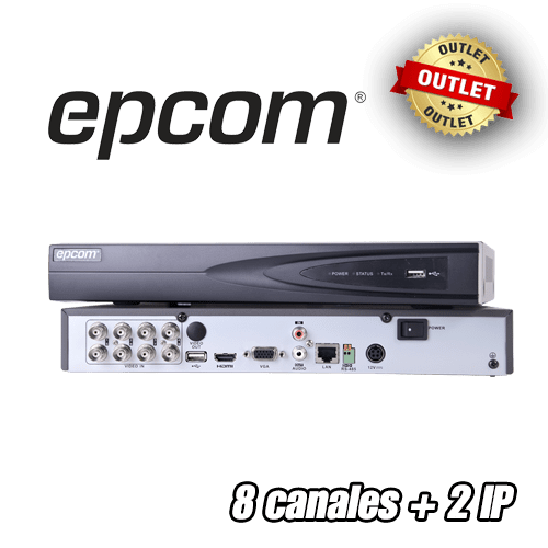 DVR-EPCOM-EV1008TURBOX