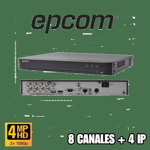 DVR EPCOM EV4008TURBO-D
