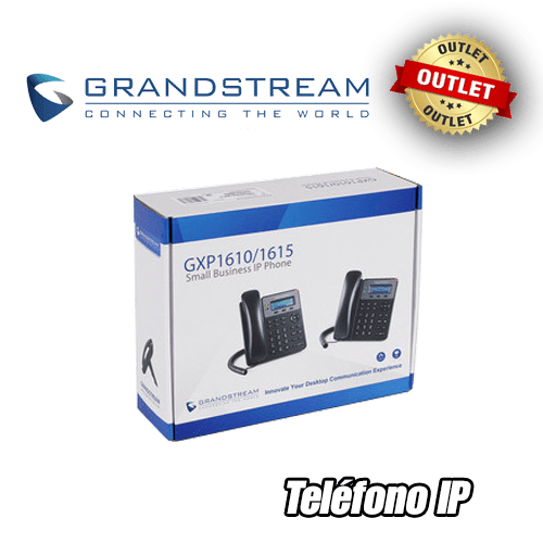 Teléfono Ip GXP-1615 grandstream