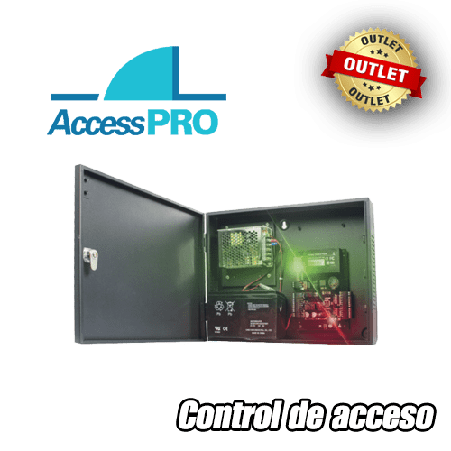 ACCESS PRO CONTROL DE ACCESO