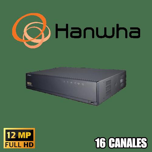 NVR HANWHA XRN-1610A